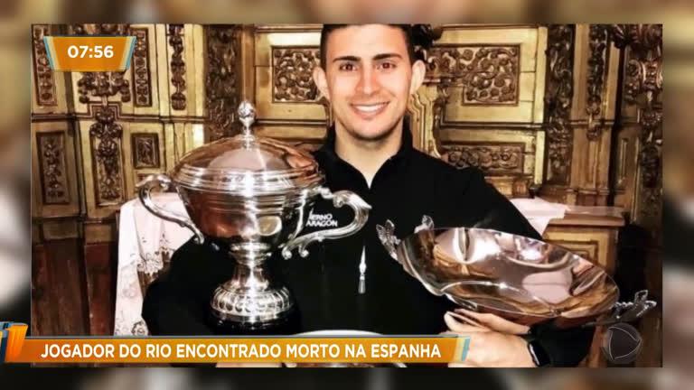 Corpo de jogador de vôlei brasileiro encontrado morto na Espanha deve  chegar ao Rio na próxima sexta (21) - Rio de Janeiro - R7 RJ no Ar 0978d55aa743e