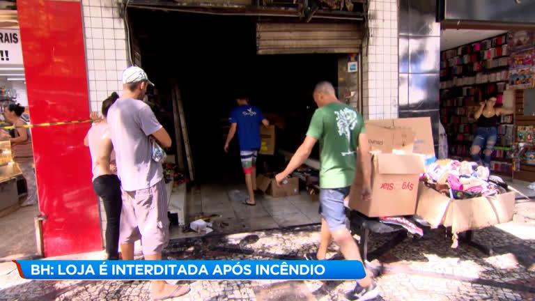 49bad7708 Loja de calçados é interditada após incêndio - Noticias - S1 All The ...