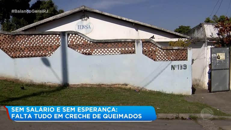 ce3385b20 Professores de creche em Queimados estão sem salários