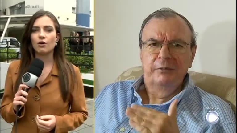 Tem Na Web - Jornalista Gil Gomes morre aos 78 anos em São Paulo