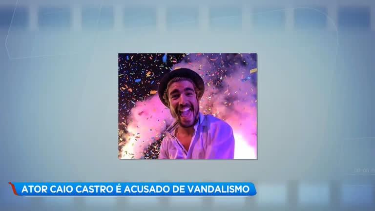 ESQUENTA NO CASTRO DE VIDEO BAIXAR CAIO