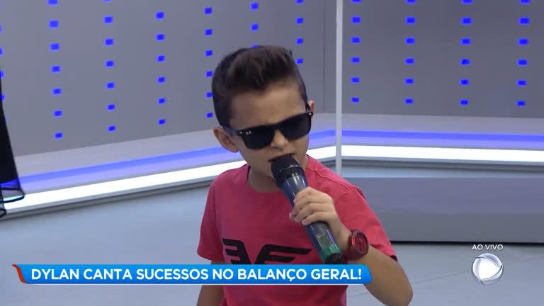 Dylan canta sucessos sertanejos no Balanço!