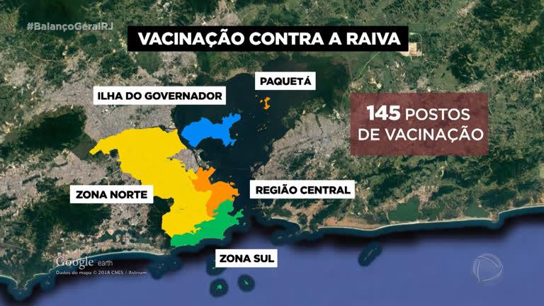Campanha de vacinação de animais contra raiva começa nesse sábado (20)