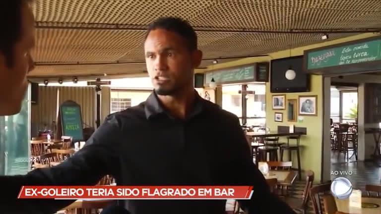 Mulher do goleiro Bruno diz que acusações de regalias são falsas