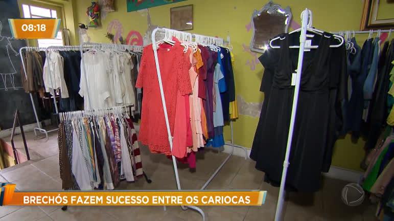 651846391b5 Brechós têm feito sucesso nas redes sociais e ateliês do Rio de Janeiro -  Rio de