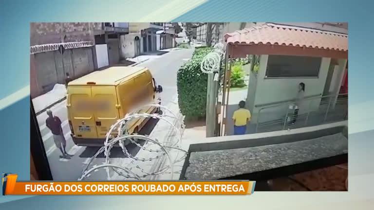 Funcionários dos Correios denunciam roubos na empresa - Minas Gerais - R7  MG no Ar f2448eef940a4